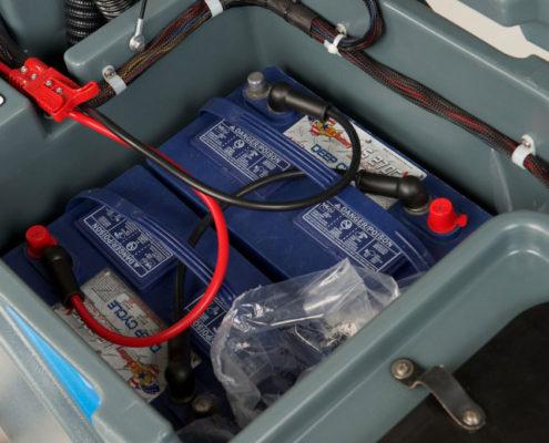 RKC 3970 batterij